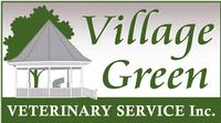 Village Green Veterinary Service, Inc. Logo